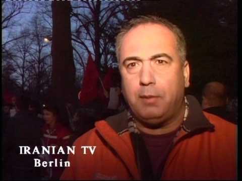 IRANIAN TV Berlin/Demo-Grüne Woche-Local News-23.01.2011