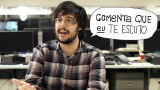 Baixar Joel Pinheiro da Fonseca comenta comentários em suas colunas na Folha