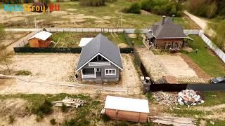 видео Дома из дерева с мансардами
