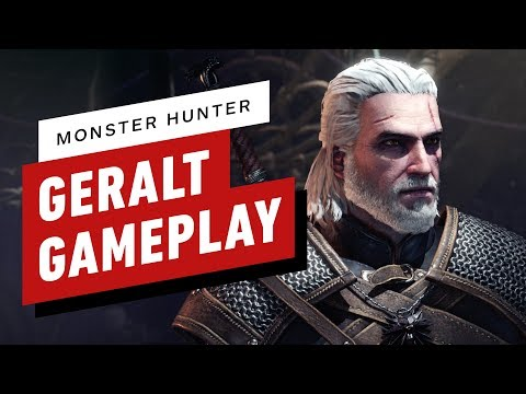 8-minutes-of-monster-hunter-world-witcher-crossover-gameplay