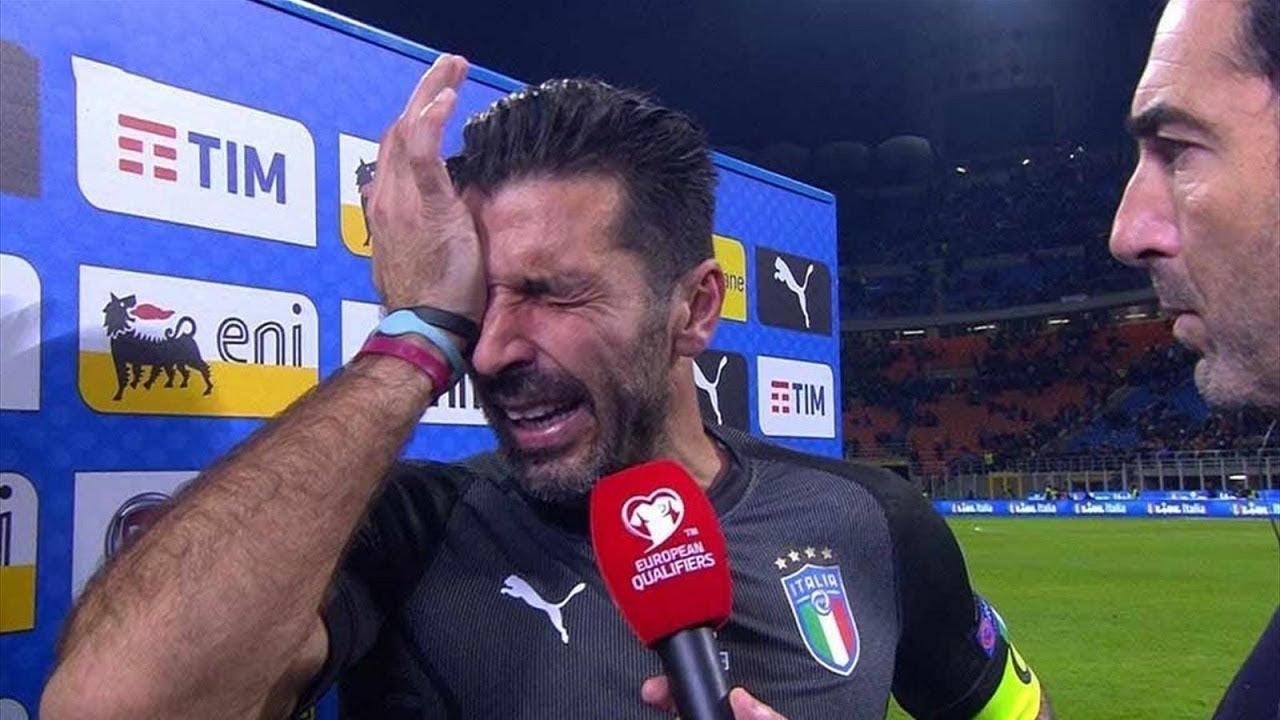 40 صورة تلخص كارثة ميلانو    بكاء هستيري من بوفون وإغماء بعض اللاعبين