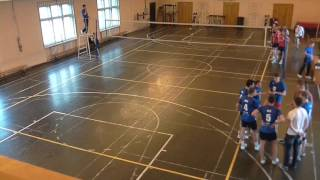Волейбол СВА МАДИ-МГУ (3:0) 23-05-2016