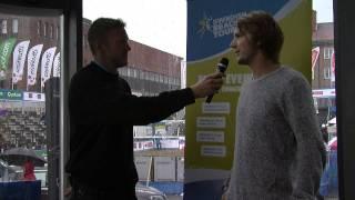 Credo 2014 - Lucas Lötbom intervjuar Johan Bergman