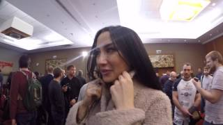 Взвешивание Шлеменко Брэдли М-1 (75)