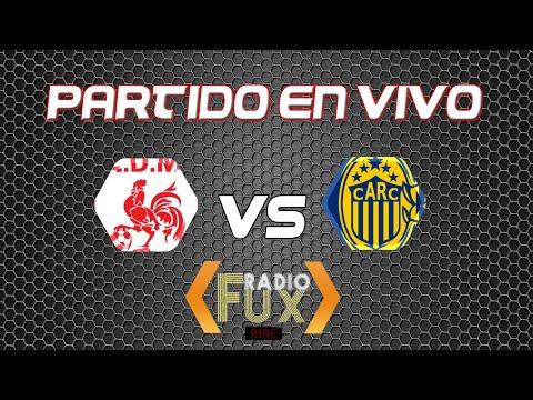 Dep. Moron 0 - Rosario Central 2 - 8vos de final Copa Argentina