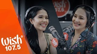 Download lagu Jayda and Jessa Zaragoza perform Points of View LIVE on Wish 107 5 Bus