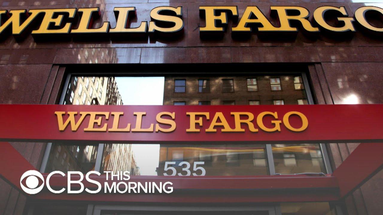 Wells Fargo blames