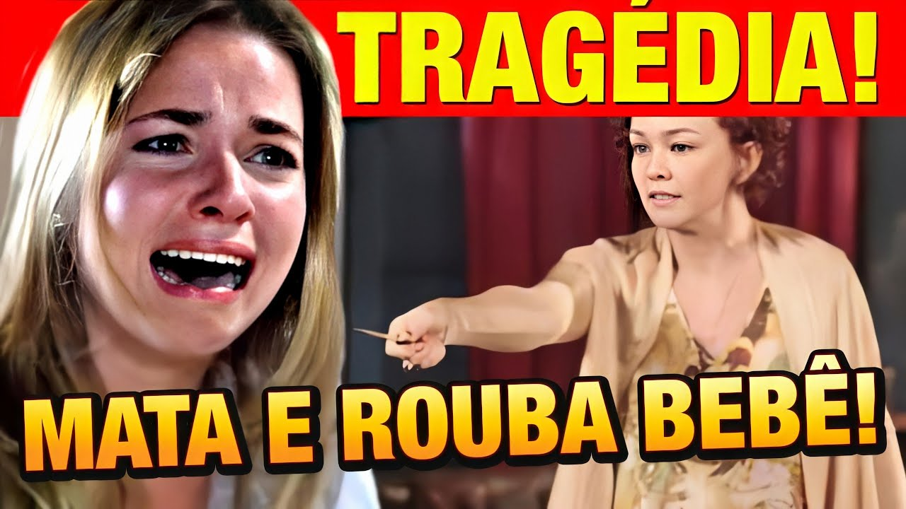 FINA ESTAMPA - Beatriz ROUBA BEBÊ de Esther! e acaba tomando ATITUDE BRUTAL!