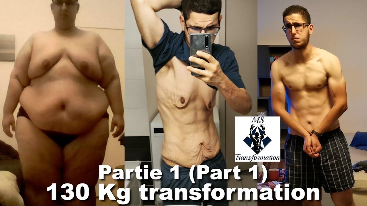 Гледайте какво нещо е волята! Това момче е свалило невероятните 130 кг излишно тегло от тялото си!