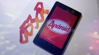 Хочется сладенького! или обзор Android 4.4.2 KitKat