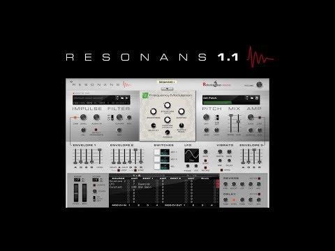 Resonans 1.1 Free Update