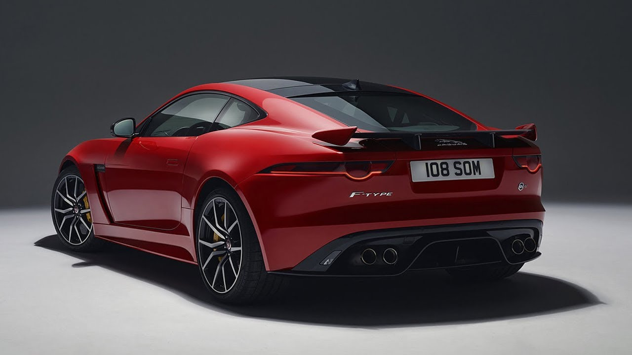 2019 Jaguar F Type Review Perfect Sport Car To Look Rich