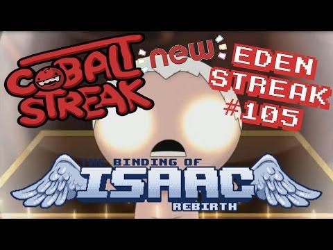 Cobalt's Eden Streaks: New Streak #105 - Wasp Attack!