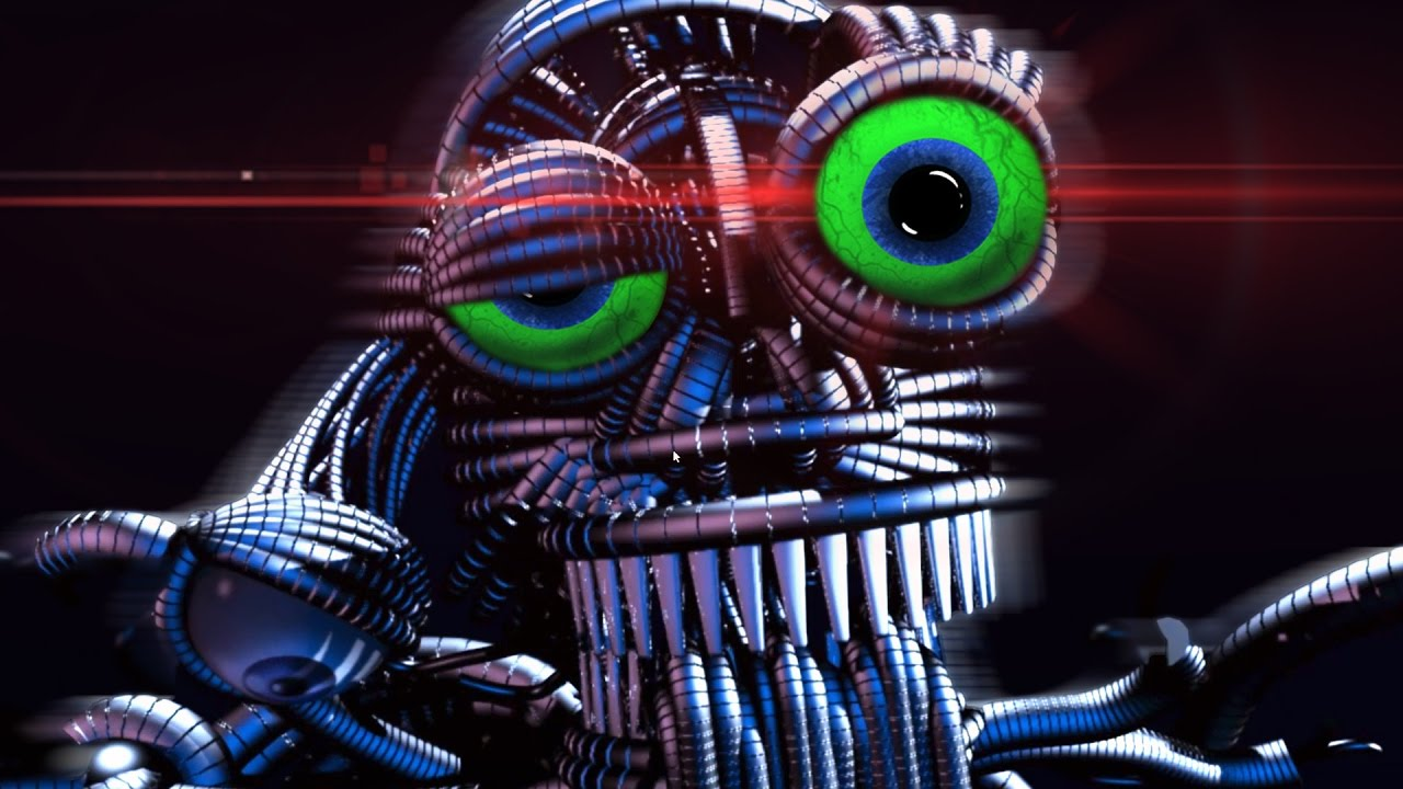 Download MERGED TOGETHER   Five Nights At Freddy's Sister Location #4