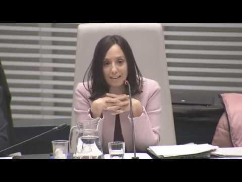 Mercedes González notifica a la Fiscalía que la empresa de los pisos colmena puede estar estafando