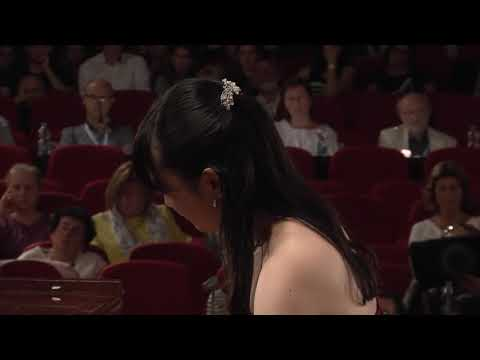 Yui Nakamura – J.S. Bach, Prelude and Fugue in F sharp major, BWV 858 (First stage)