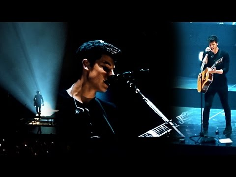 LIVE | Shawn Mendes - There's Nothing Holding Me Back | 2017 Netherlands