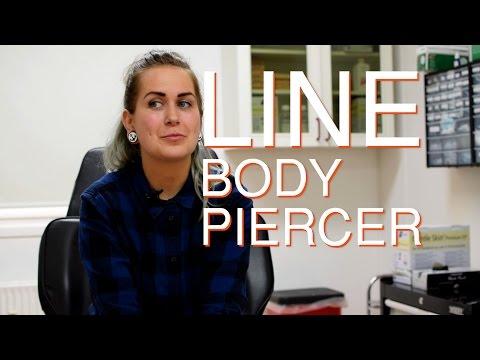 Body Piercer interview - Line