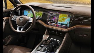 2019 Vw Touareg - Innovision Cockpit & Trailer Assist Explained