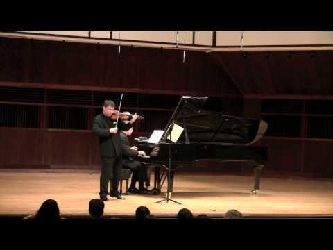 David Gompper: Star of the County Down (Wolfgang David, violin)
