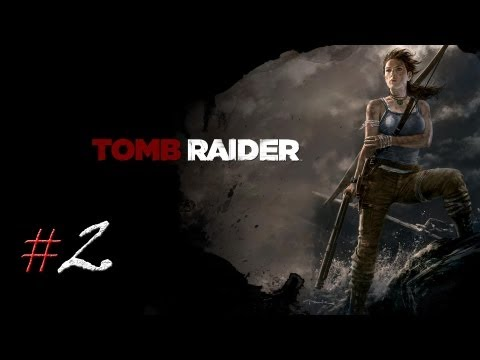 Смотреть прохождение игры Tomb Raider. Серия 2 - В капкане.