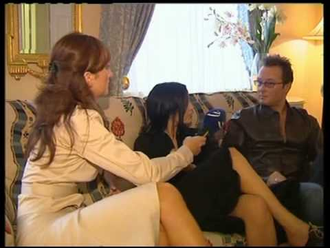 Andrea & Jim Corr talk about