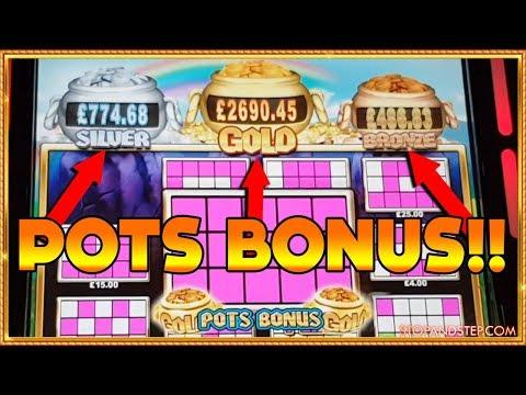 FINALLY the BIG ONE? 🍀 Rainbow Riches Bingo POTS BONUS!!