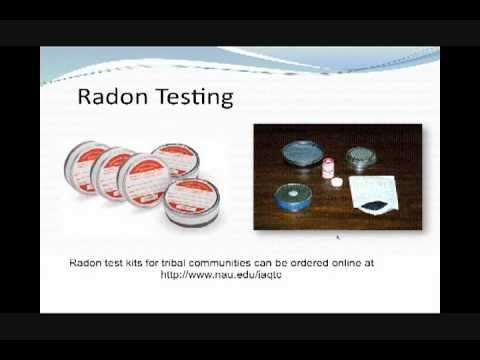 Indoor Air Quality, Asthma, Tools for Schools, Radon and Mold