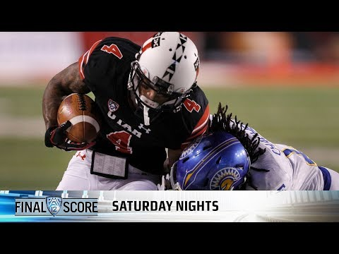 Highlights: Utah football rumbles past San Jose State, 54-16