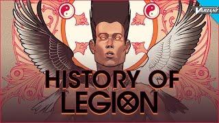 History Of Legion!
