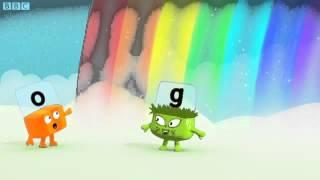 Alphablocks Series 2 - Rainbow