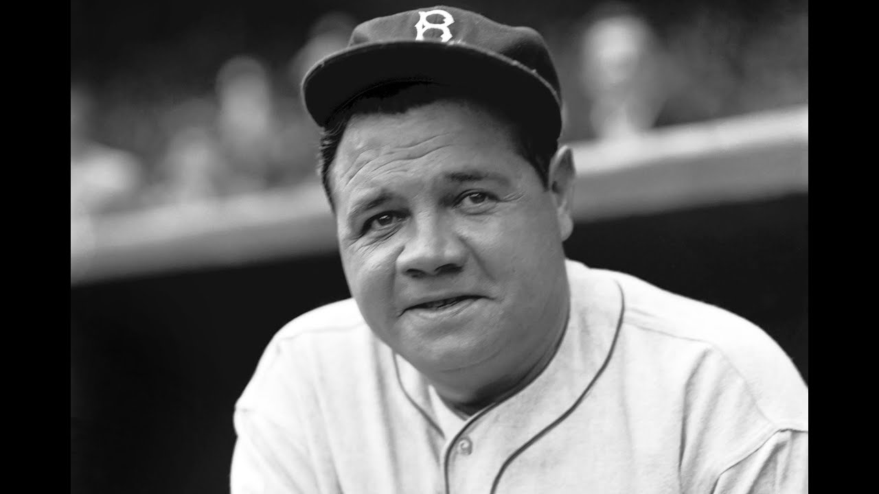 The Death Of Babe Ruth - Youtube-1460
