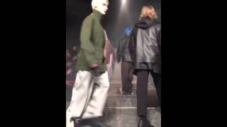 School Shooter Fashion Show/Talent Show