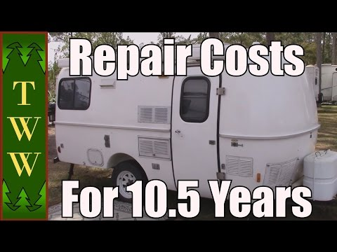 How Much Does A New Casita Travel Trailer Cost