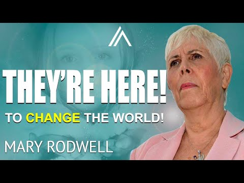 "Mary Rodwell - Who is ""The New Human?"" (EXCLUSIVE on-location in Los Angeles)"
