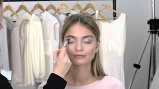 Видео урок  макияж глаз с эффектом омбре
