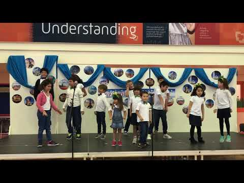 International School of London Qatar - PYP Mother Tongue Assembly 2018