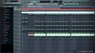 Nicky Jam - Voy a Beber (Remake) (Prod. By. Yodelis Tones)