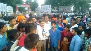 Modi come in Varanasi //68 birthday celebrit in Varanasi