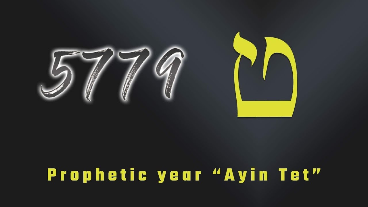 Image result for 5779 hebrew year