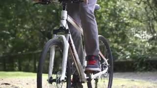 Carrera Crossfire 2 Men's Hybrid Bike