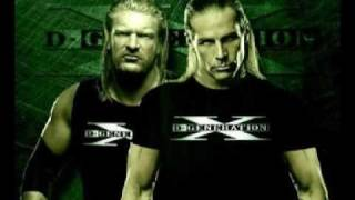DX Generation Theme song
