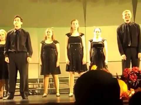 MillCreek High School Chorus-All Night  2016