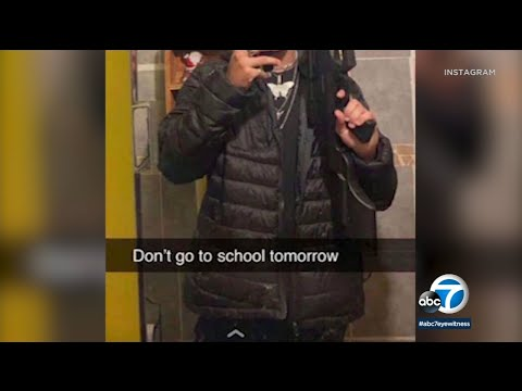 2 arrested after 'potential threat' against Costa Mesa school | ABC7