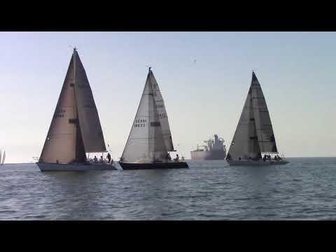 Saturday Sailors - 2018 - Race 3