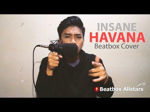 "INSANE ""HAVANA"" BEATBOX COVER By Level Kenny"