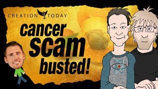 Eric Hovind B17 Cancer Scam Busted by FDA (feat. Genetically Modified Skeptic)