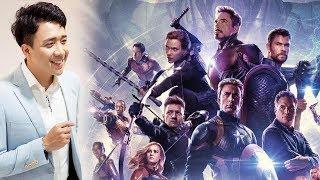 Trấn Thành Giải Thích Tất Tần Tật Về Endgame - Avengers 4 (Có Spoil) | Fan Marvel Cùng Thảo Luận