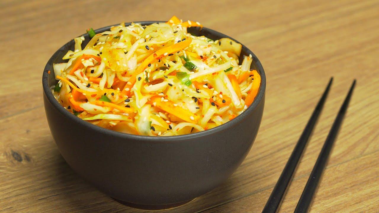 Кимчи из белокочанной капусты. Рецепт от Всегда Вкусно!