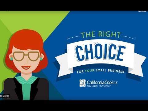 The Right Choice for Your Small Business (BR)